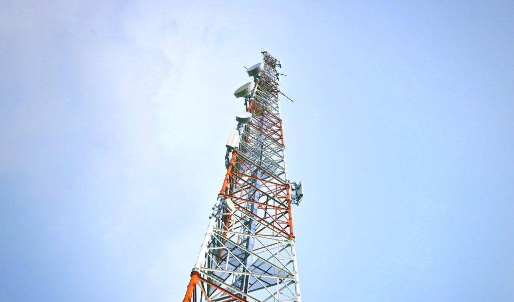 stacja bazowa telefonii komórkowej